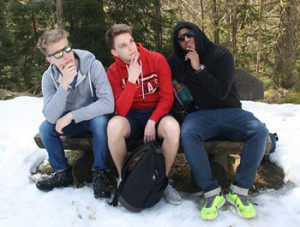getUp Outdoor Aktion im Harz