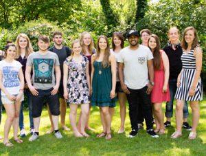 Pact Of Compassion: das Jugendmitarbeiterteam von getUp