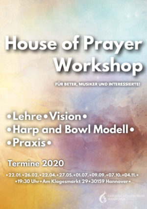 House of Prayer Workshops