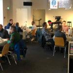 "Männerfrühstück - Brötchen, Gespräche, Lobpreis und ""Assassins Creed"""