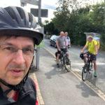 Männerfahrradtour: ein entschleunigter Tag an der frischen Luft